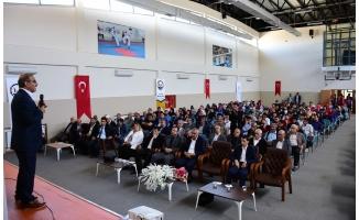 Hilvan'da Toplumsal Eğitim Konferansı