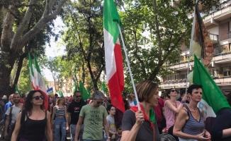 İtalya'da Kurtuluş Günü kutlamaları