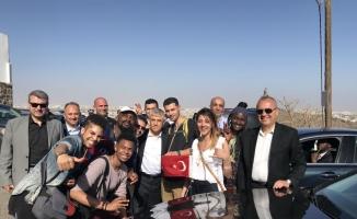 """Jandarma Genel Komutanı Çetin """"utanç adasında"""""""