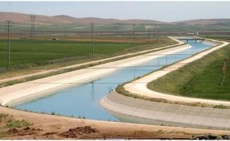 Bozova'da baraj gölüne giren kişi boğuldu