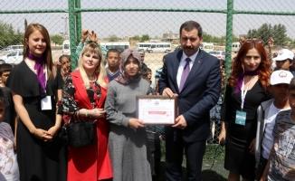 Karaköprü'de TÜBİTAK Bilim Fuarı açıldı