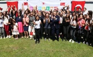 Makedonya ve Arnavutluk'ta 23 Nisan kutlamaları