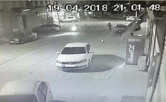 Şanlıurfa'da Kapkaç Anı Güvenlik Kamerasına Yanısıdı