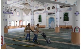 Şanlıurfa'da ibadethaneler ramazana hazırlanıyor