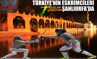 Şanlıurfa Eksrim Fedarasyon Kupası Şanlıurfa'da Düzenlenecek