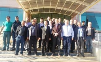Şanlıurfa'daki Bakkallara Teknokentte E-Ticaret Eğitimi