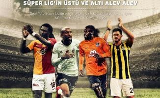Süper Lig'in üstü de altı da alev alev