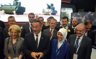 Türk firmalarına büyük ilgi