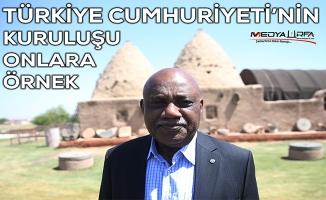 Türkiye, Afrikalılara tanıtılıyor