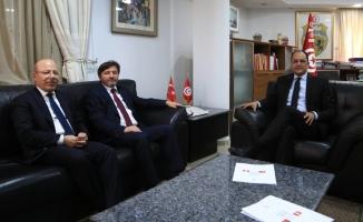 Türkiye-Tunus arasında yüksek öğrenimde iş birliği