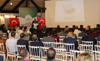 Urfa'nın çevre sorunları çalıştayda ele alındı