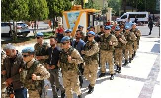Viranşehir'de Cumhurbaşkanına hakarete 11 gözaltı