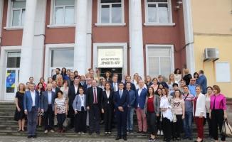AB büyükelçileri Edirne'de