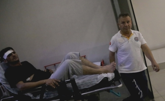Adana'da hırsız, ev sahibini bıçakladı
