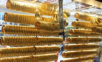 Altının gramı 244 lira seviyelerinde
