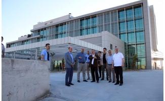 Birecik'teki yeni hastane Haziran'da açılacak
