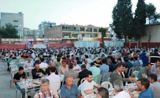 Büyükşehir'in Kardeşlik Sofrası Suruç'taydı