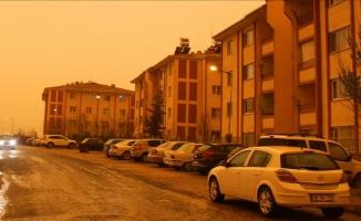 Dikkat! Türkiye çöl tozu etkisinde kalacak
