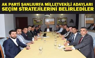 Fakıbaba Milletvekili adayları bir araya geldi