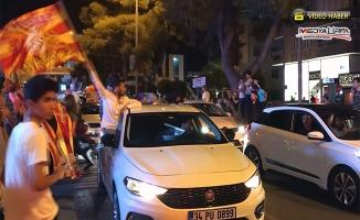 Galatasaraylı Urfalılar şampiyonluğu kutladı