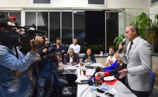 Gazişehir Gaziantep'ten birlik çağrısı