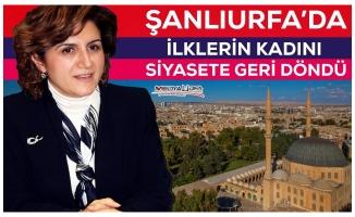 Gülender Açanal AK Parti'nin Kadın adayı