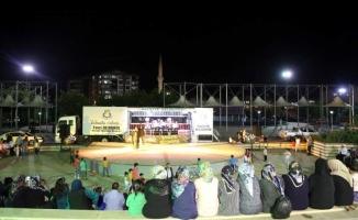 Haliliye'de Ramazan ilahisi konseri