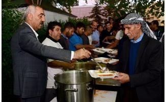 Hilvan'da iftar buluşmaları