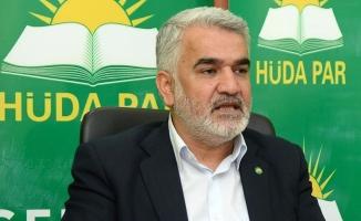 HÜDA PAR Genel Başkanı Yapıcıoğlu istifa etti