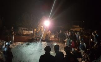 İdlib'e hava saldırısı: 8 ölü