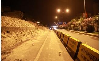 Karakoyun köprülü kavşağı başlıyor
