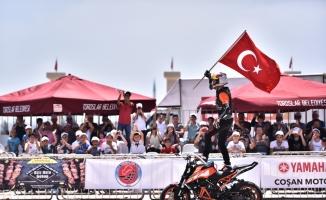 Motosiklette Türkiye Akrobasi Şampiyonası
