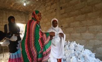 On binlerce Nijeryalı iftar ve sahurda buluşuyor