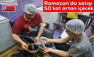 Ramazan'da iftarın vazgeçilmezi: meyan şerbeti