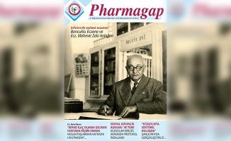 Şanlıurfa Eczacı Odası'nın Pharmagap dergisi yayınlandı