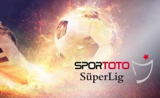 Spor Toto Süper Lig'de 15. hafta heyecanı başlıyor