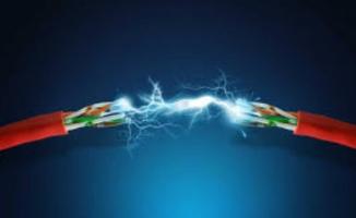 Tarlada Kaçak Elektrik Hattı Bulundu