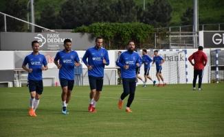 Trabzonspor, Bursaspor maçı hazırlıklarına başladı