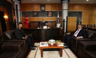 """""""Türk bayrağını genç sporcularımız dalgalandıracak"""""""