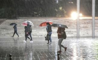 Türkiye yağışlı bir hafta yaşayacak