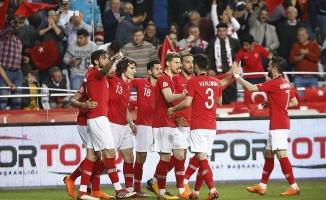 Türkiye 574. maçına çıkıyor