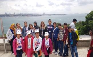 Urfalı 5 bin 805 öğrenci İstanbul ve Trabzon'u gezdi