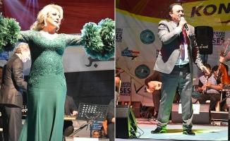 Urfalı sanatçıdan Türkmenlere destek konseri