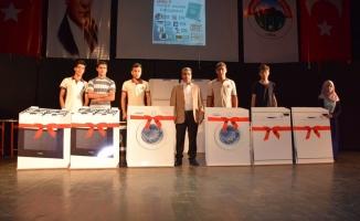 Viranşehir'de kitap okuma yarışması