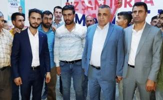 Ak Aday Akay'a Kırsal'da Sevgi Seli