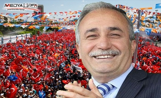 Bakan Fakıbaba'dan miting teşekkürü!