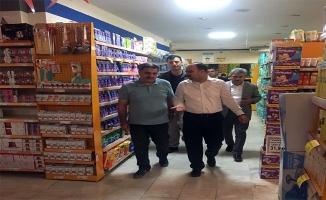 Başkan Çiftçi, Halit Taşdönderen'den destek istedi