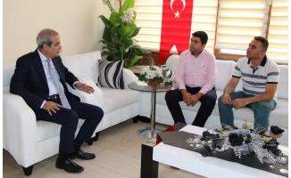 Başkan Demirkol vatandaşları dinledi