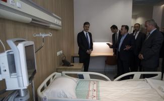 Bilkent Şehir Hastanesi'nde kabul süreci başladı