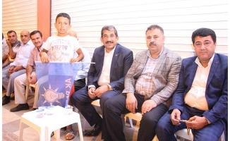 Ceylanpınar'da HDP'den AK Parti'ye bir katılım daha